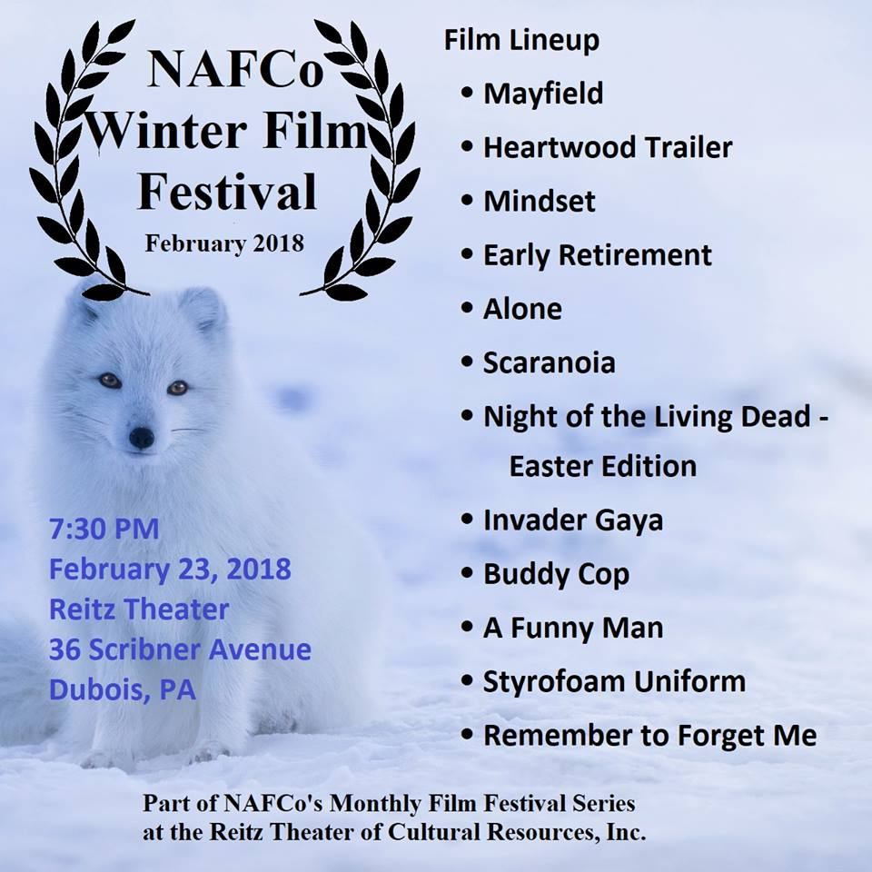 NAFCO Winter Short Films 2018