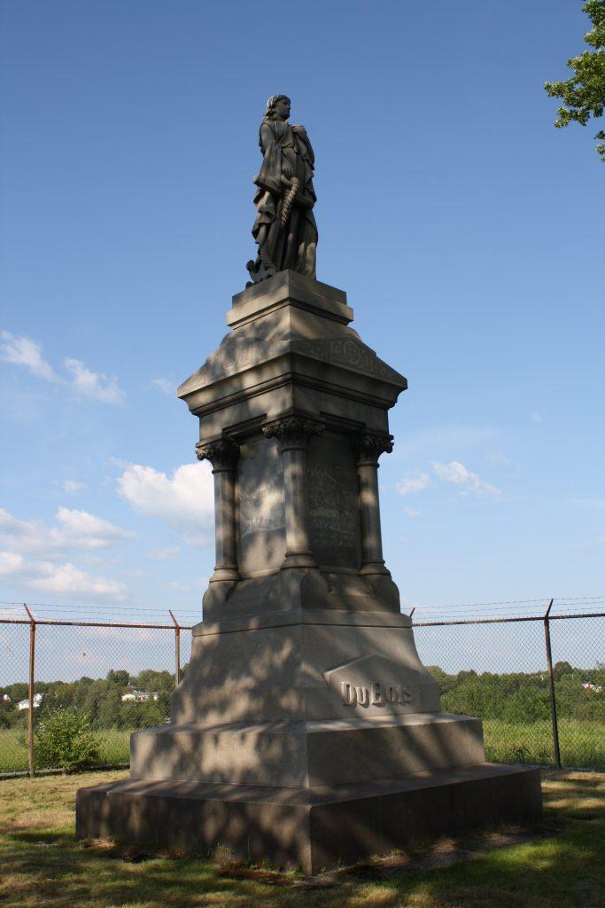 DuBois Monument Historical Statue John DuBois