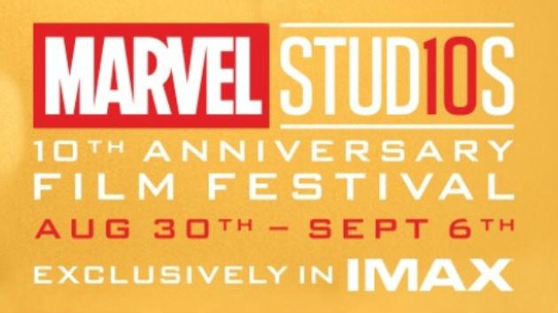IMAX/Marvel Studios