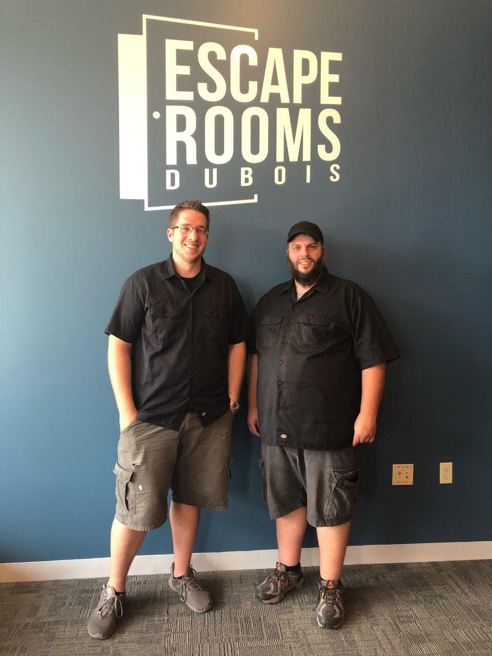 Escape Rooms DuBois