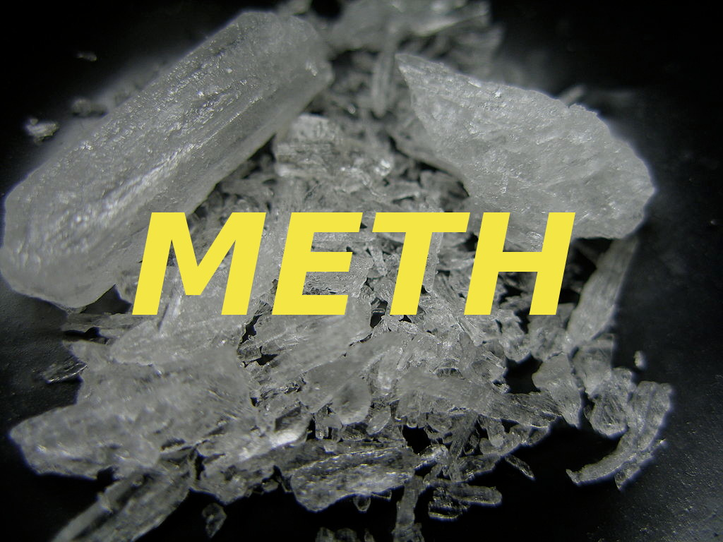 Methamphetamine meth
