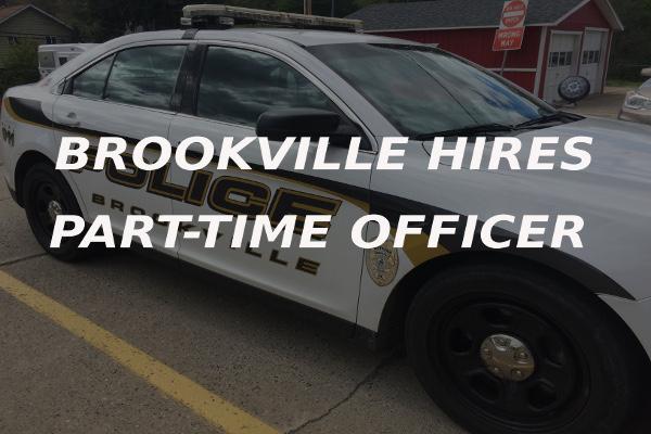 Brookville part-time officer