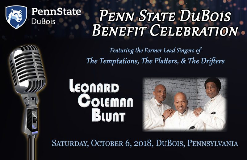 Inaugural Penn State DuBois Gala Scholarships 2018