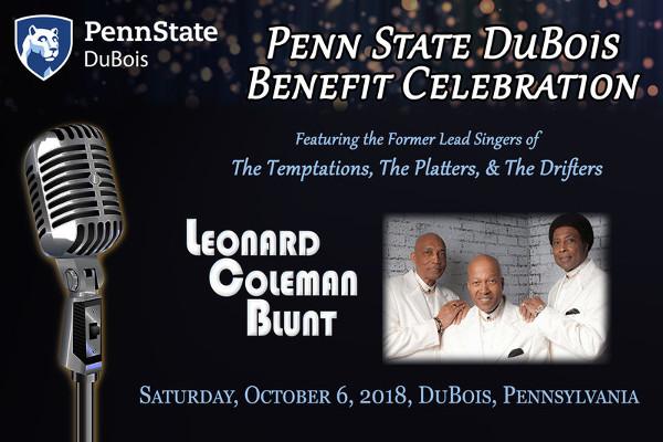 Inaugural Penn State DuBois Gala Scholarships 2018 small