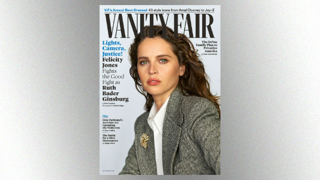 Mark Seliger exclusively for Vanity Fair