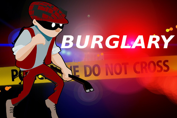 burglary breaking into break-in