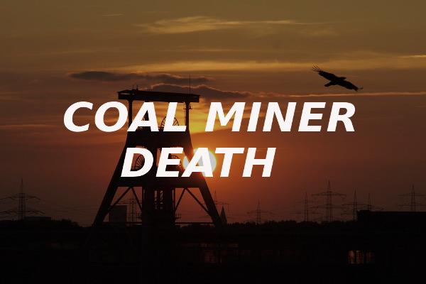 coal miner death