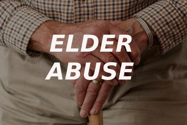 elder abuse