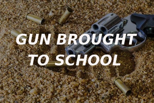 gun brought to school