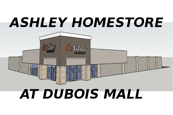 New Ashley Homestore To Open Thursday Near Dubois Mall