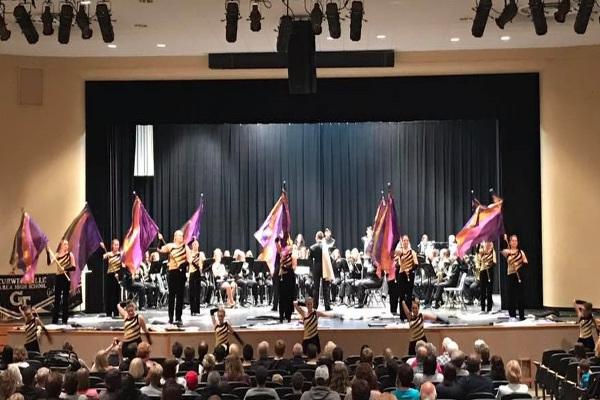 Curwensville Band Evanko ALS