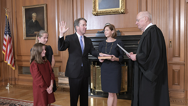 Fred Schilling/Supreme Court of the United States via Getty Images