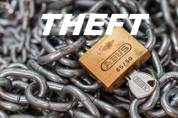 Theft stolen