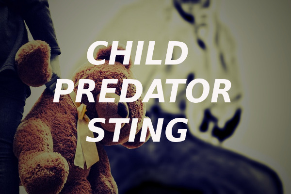 child predator sting