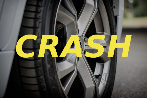 crash tire