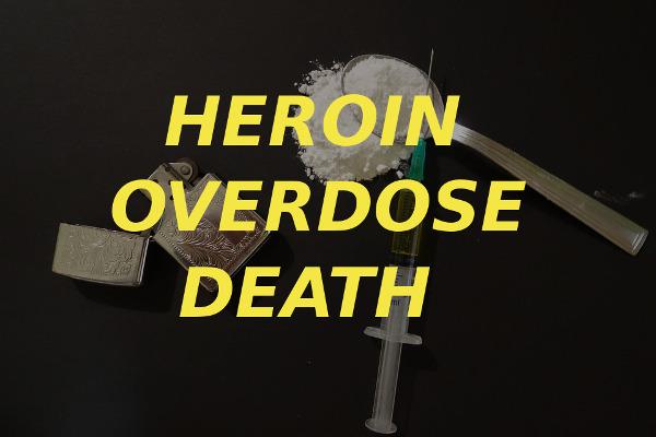 heroin overdose death