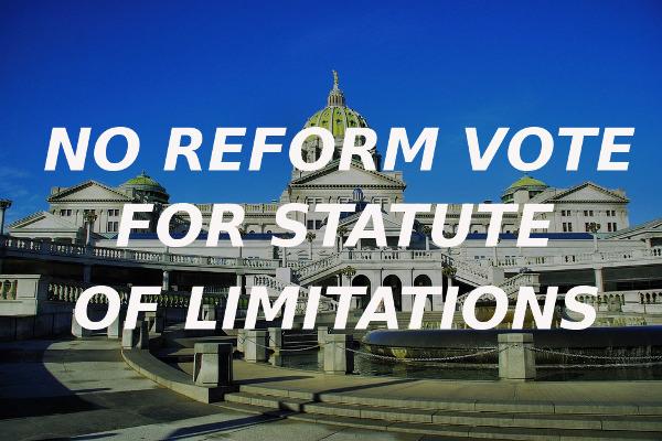 no reform statute limitations