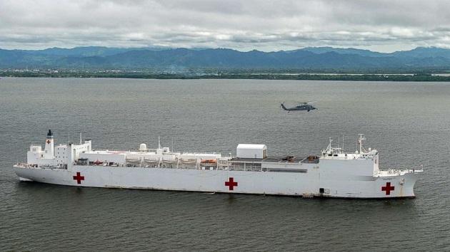 Scott Bigley/U.S. Navy