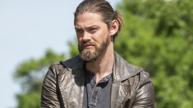 Tom Payne as Paul 'Jesus' Rovia; Jackson Lee Davis/AMC
