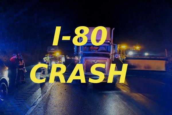 Lawrence Township I-80 Crash Nov 27 small