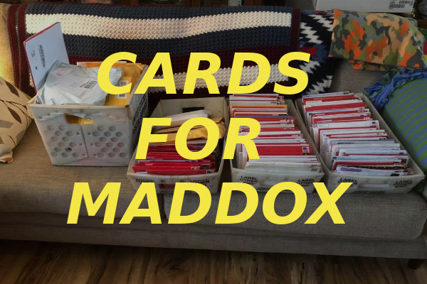 Maddox Hyde cards