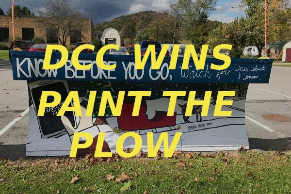 Paint the Plow 2018 DuBois Central Catholic wins