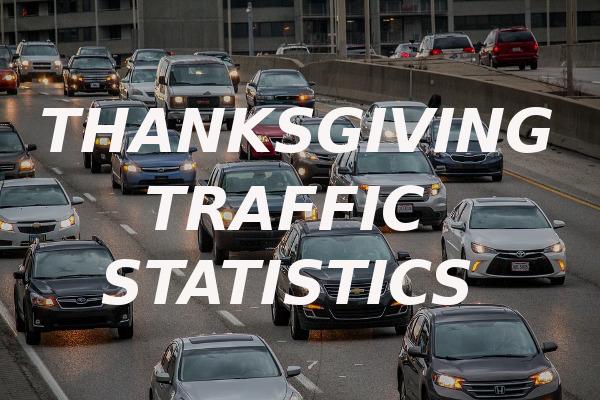 Thanksgiving traffic stats