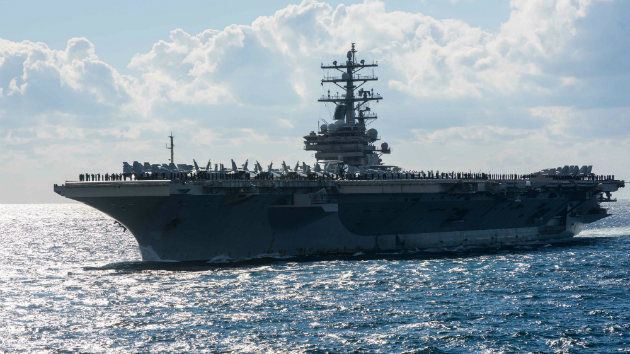 U.S. Navy photo by Mass Communication Specialist 3rd Class William Carlisle/Released