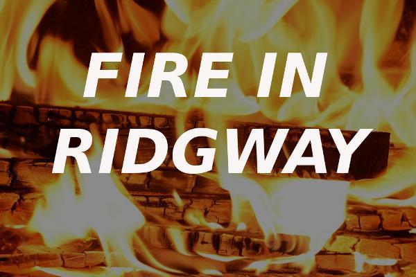 fire Ridgway