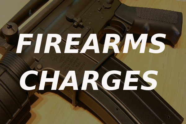 firearms charges