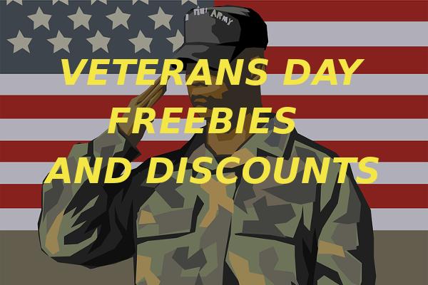 veterans day freebies discounts