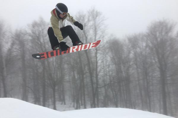 Brockway ski trip