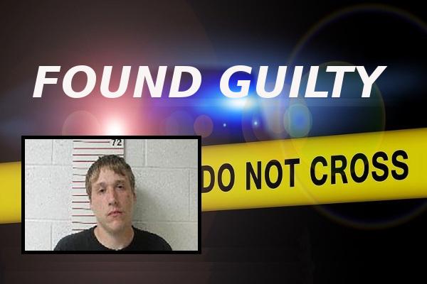Damien Ditz guilty