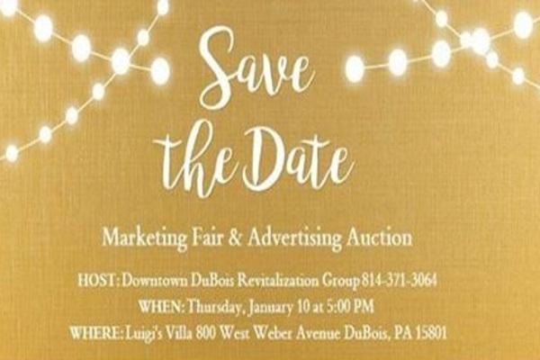 Downtown DuBois Media Auction 2019