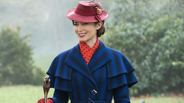 "Emily Blunt in ""Merry Poppins Returns""'; Disney"