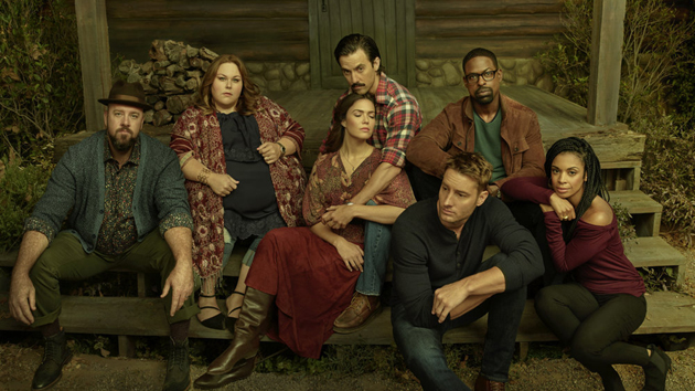"""The cast of """"This Is Us""""/NBC"""