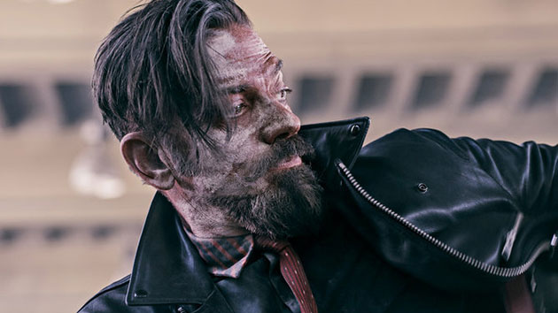 """Keith Allen in """"Z Nation""""; Oliver Irwin/The Global Asylum/SYFY"""