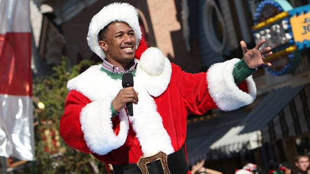 Paul Hiffmeyer/Disney Parks via Getty Images(NEW YORK) -- Nick Cannon is ready for the holidays.