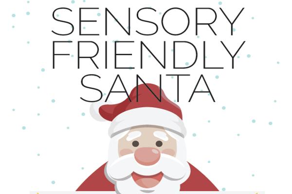 Sensory Friendly Santa 2018 small