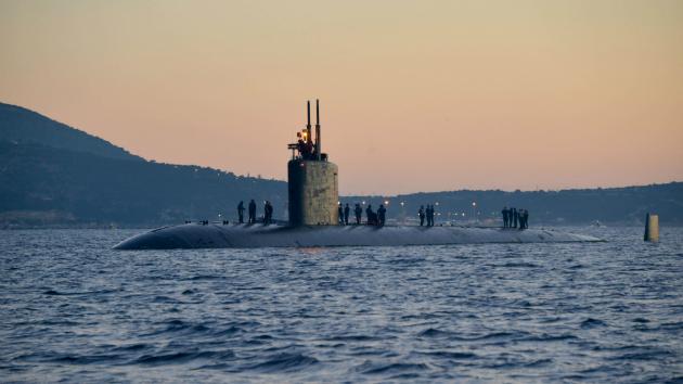 U.S. Navy photo by Mass Communication Specialist 2nd Class Jeffrey M. Richardson/Released
