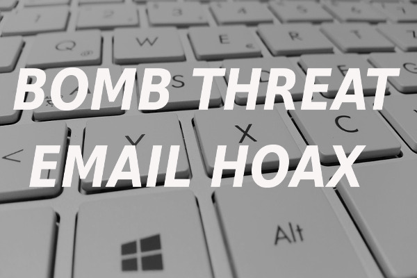 bomb threat email hoax