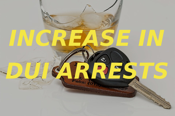 increase DUI arrests