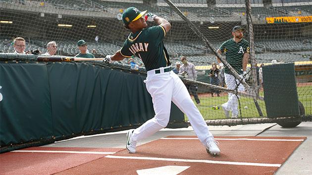 Michael Zagaris/Oakland Athletics/Getty Images
