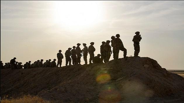 U.S. Army photo by 2nd Lt. Jamie Douglas