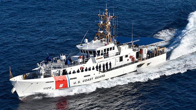 Eric D. Woodall/US Coast Guard