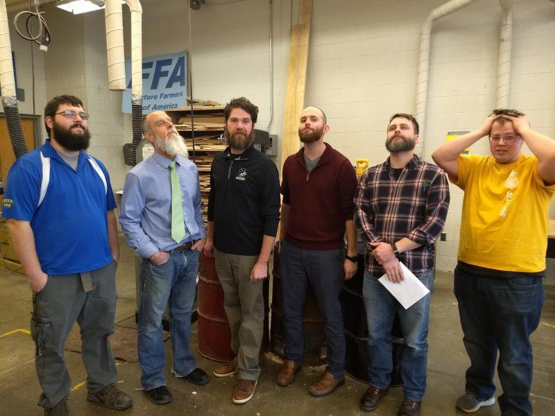 Brockway beards