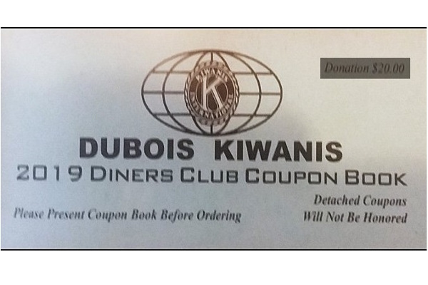 diners club coupon book