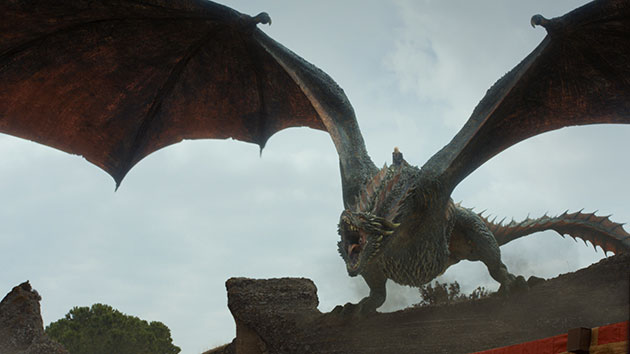 """Image from """"Game of Thrones""""; courtesy HBO"""