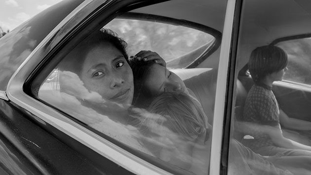 """Image from """"Roma""""; Alfonso Cuarón/Netflix"""