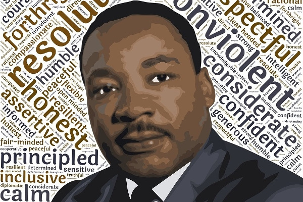 Martin Luther King Jr. MLK